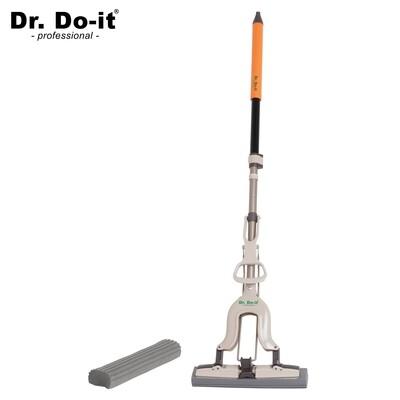 Dr. Do It Professional Wischmop inkl. 1 Ersatzschwamm