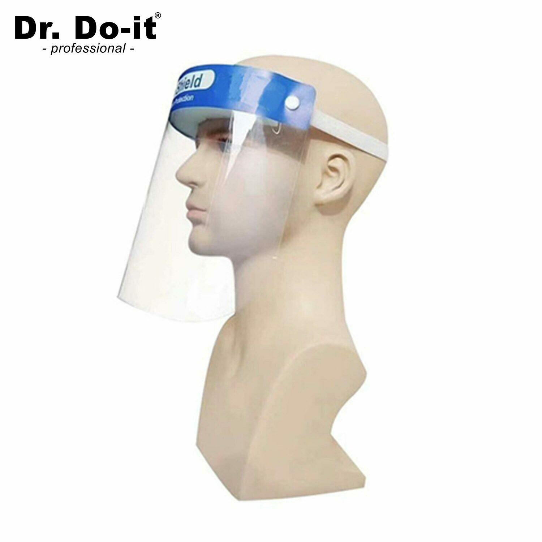 Gesichtsschutzmaske - Face Shield, 3er Pack