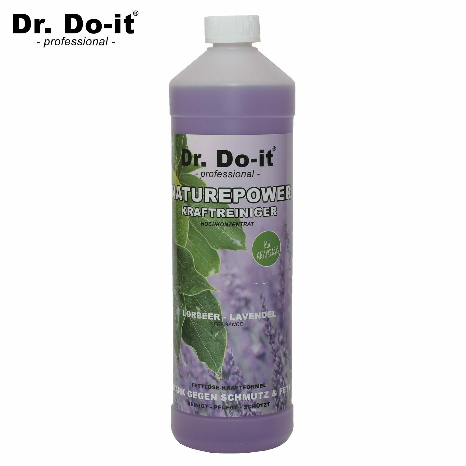 1x Dr. Do It Professional Kraftreiniger, 1Liter + 250ml gratis