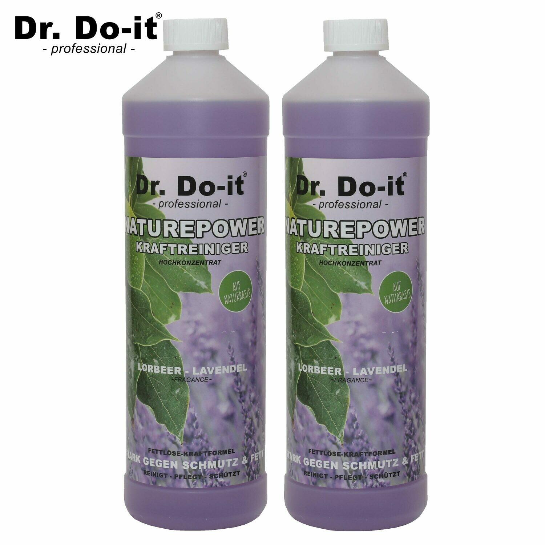 Dr. Do It Professional Kraftreiniger, 2x1Liter