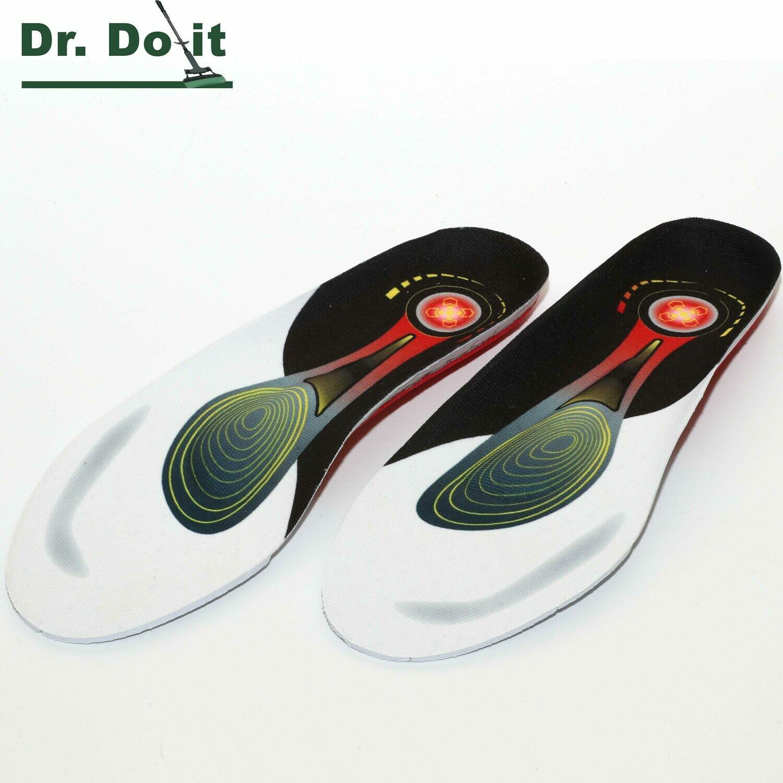 Dr. Do It Premium-Schuheinlagen