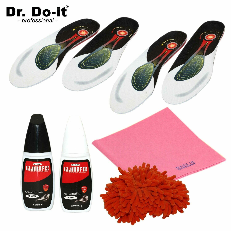 Dr. Do It Komplett Schuh-Set 2