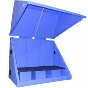 253-30843, PCS-3, Pump Containment Enclosure – PCS, w/ Cover - No Divider