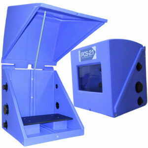 253-30834, PCS-2.1, Pump Containment Enclosure – PCS w/ Cover - No Divider