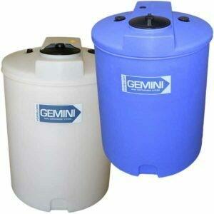 120 Gallon Gemini Dual Containment™ Tank - SD - Blue or Natural
