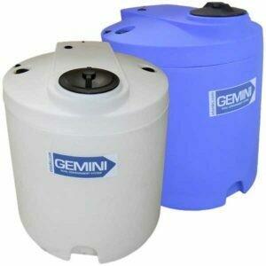 90 Gallon Gemini Dual Containment™ Tank - SD - Blue or Natural