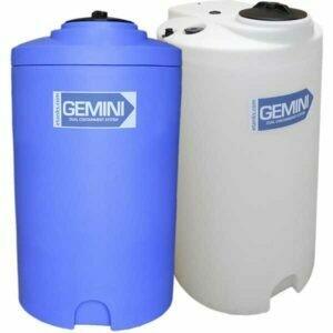 65 Gallon Gemini Dual Containment™ Tank - SD - Blue or Natural