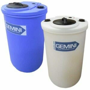 40 Gallon Gemini Dual Containment™ Tank - SD - Blue or Natural
