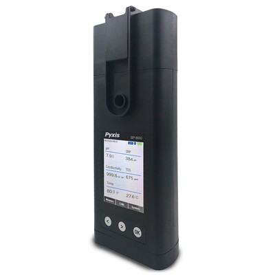 SP-600, Pyxis Handheld Meter