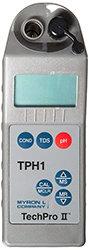 TPH1, Myron L Conductivity, TDS, pH, Temperature TECHPRO II Digital Meter