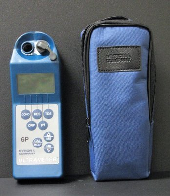 UCC, Myron L Company Soft Case with Clip for 4P/6P Series Meters