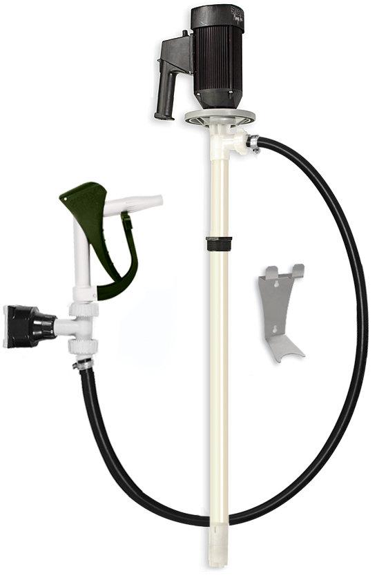 Standard Drum Pump Package 5 I Concentrated Acids & Alkalis Measurement, 9510