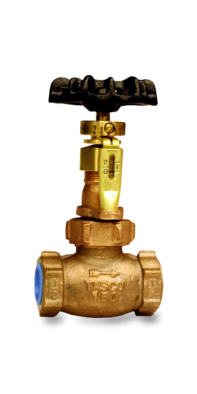 "190833, 1/2"" Boiler Flow Control Valve, 0-150 PSI"