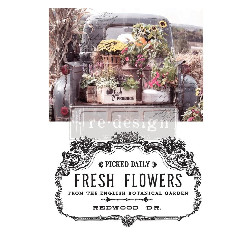 FRESH FLOWERS #640552