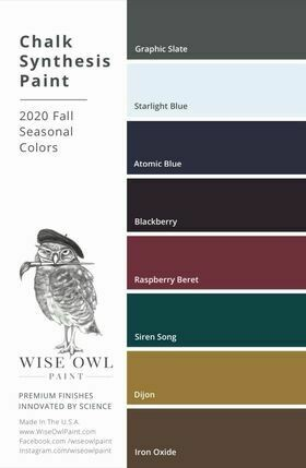 Wise Owl Limited Edition 2019/2020 Spring/Fall Colors (pints)
