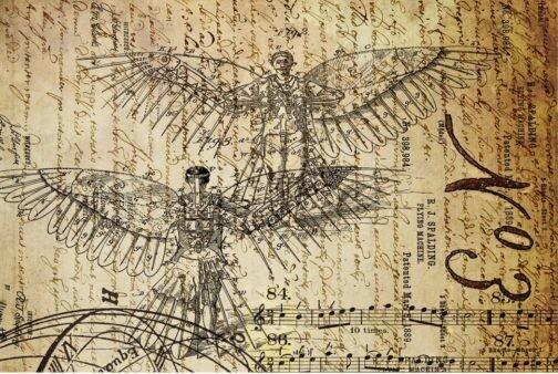 ROYCYCLED DREAMS OF FLIGHT 1  #46