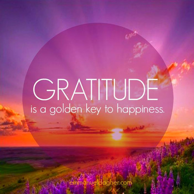 Gratitude Habit Journal GRO #5
