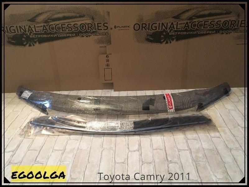 комплект дефлекторов для TOYOTA CAMRY 2011-2014 г.в.