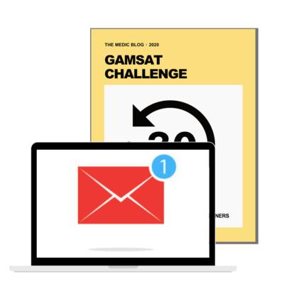 30-Day GAMSAT Challenge (Email series)