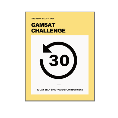 GAMSAT Challenge (Premium ebook)