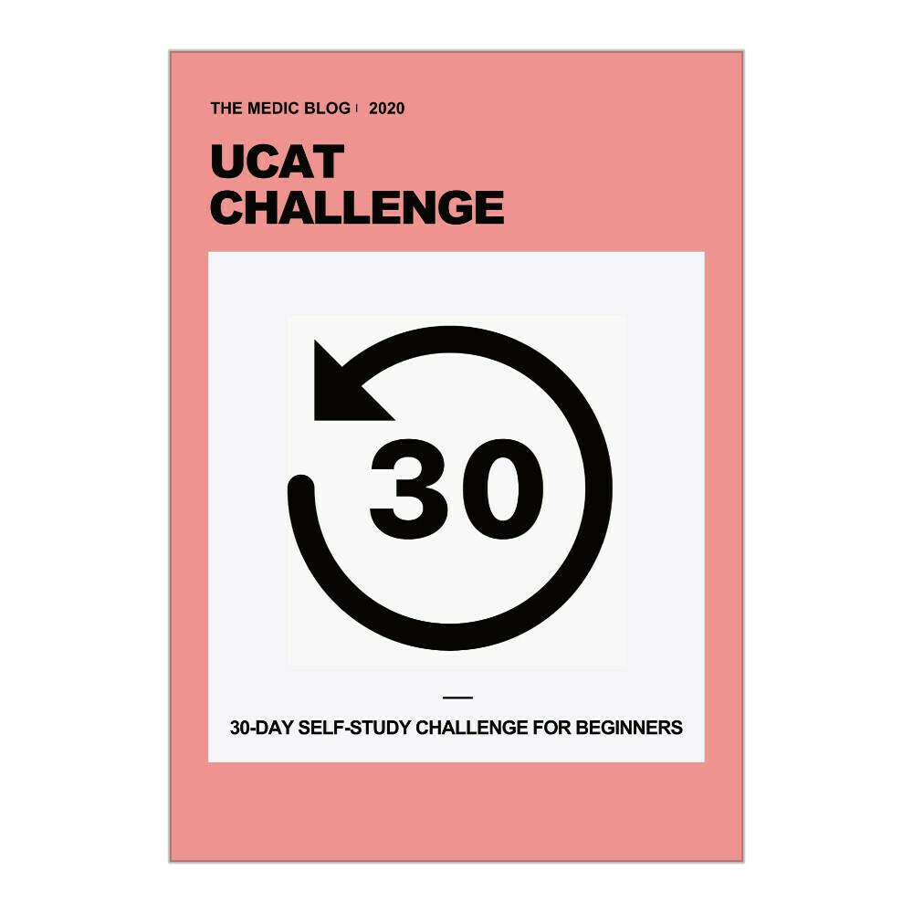 30-Day UCAT Challenge (ebook)