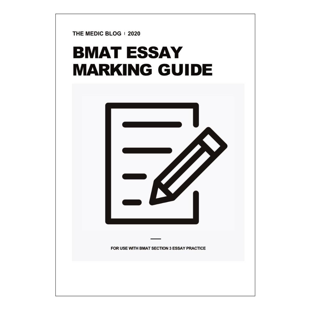 BMAT Essay Marking Guide