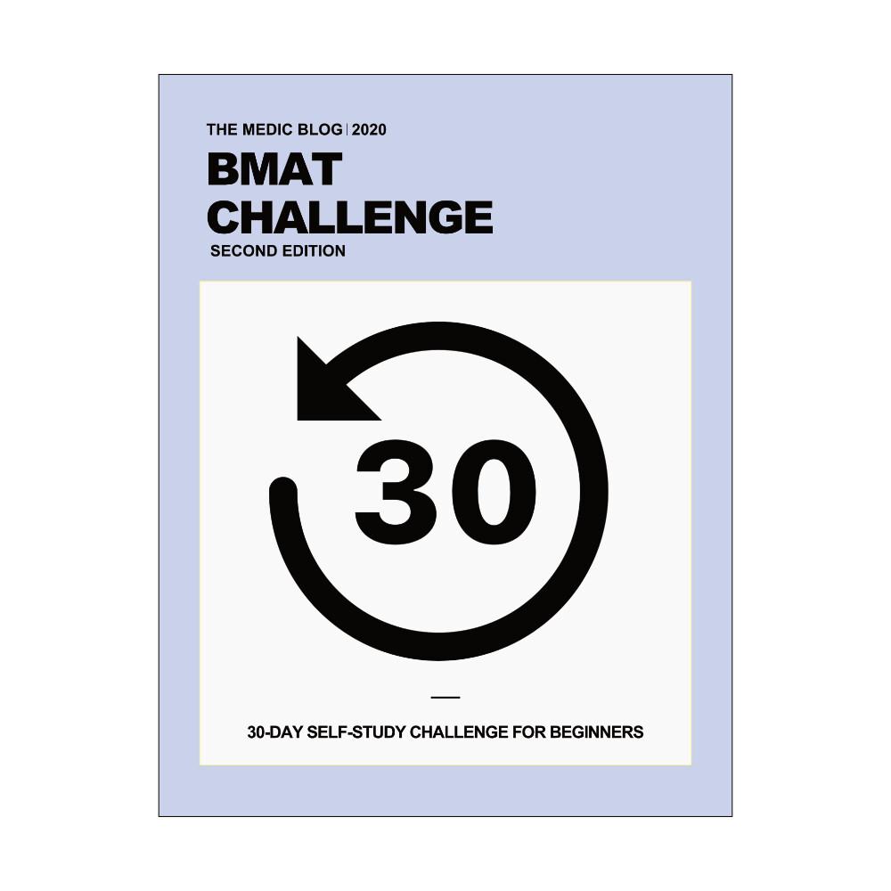 30-Day BMAT Challenge (ebook)