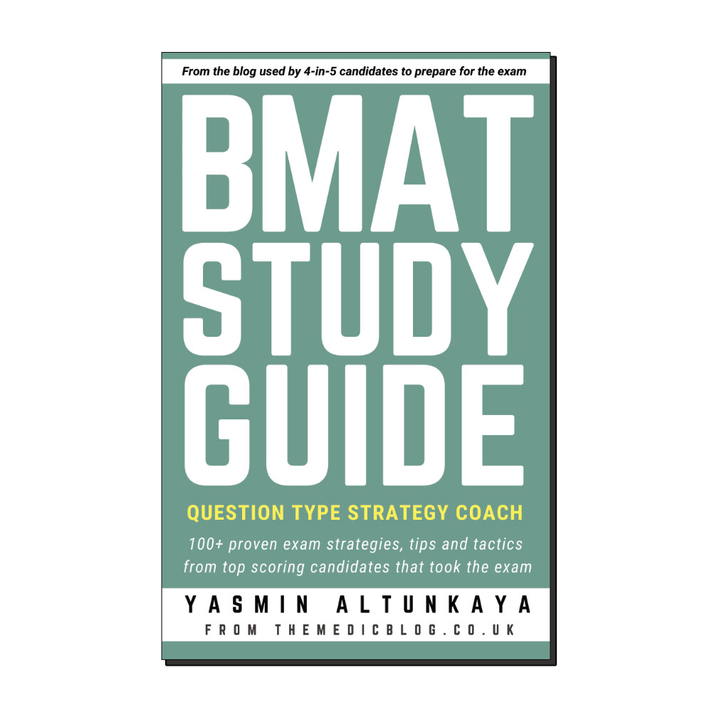 BMAT Question type Strategy