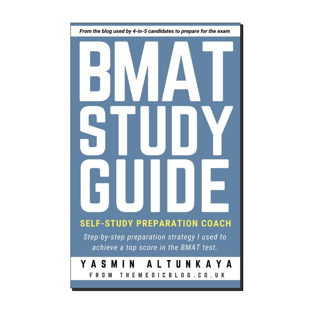 BMAT Self-study prep coach