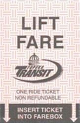Lift 10 Ticket Strip