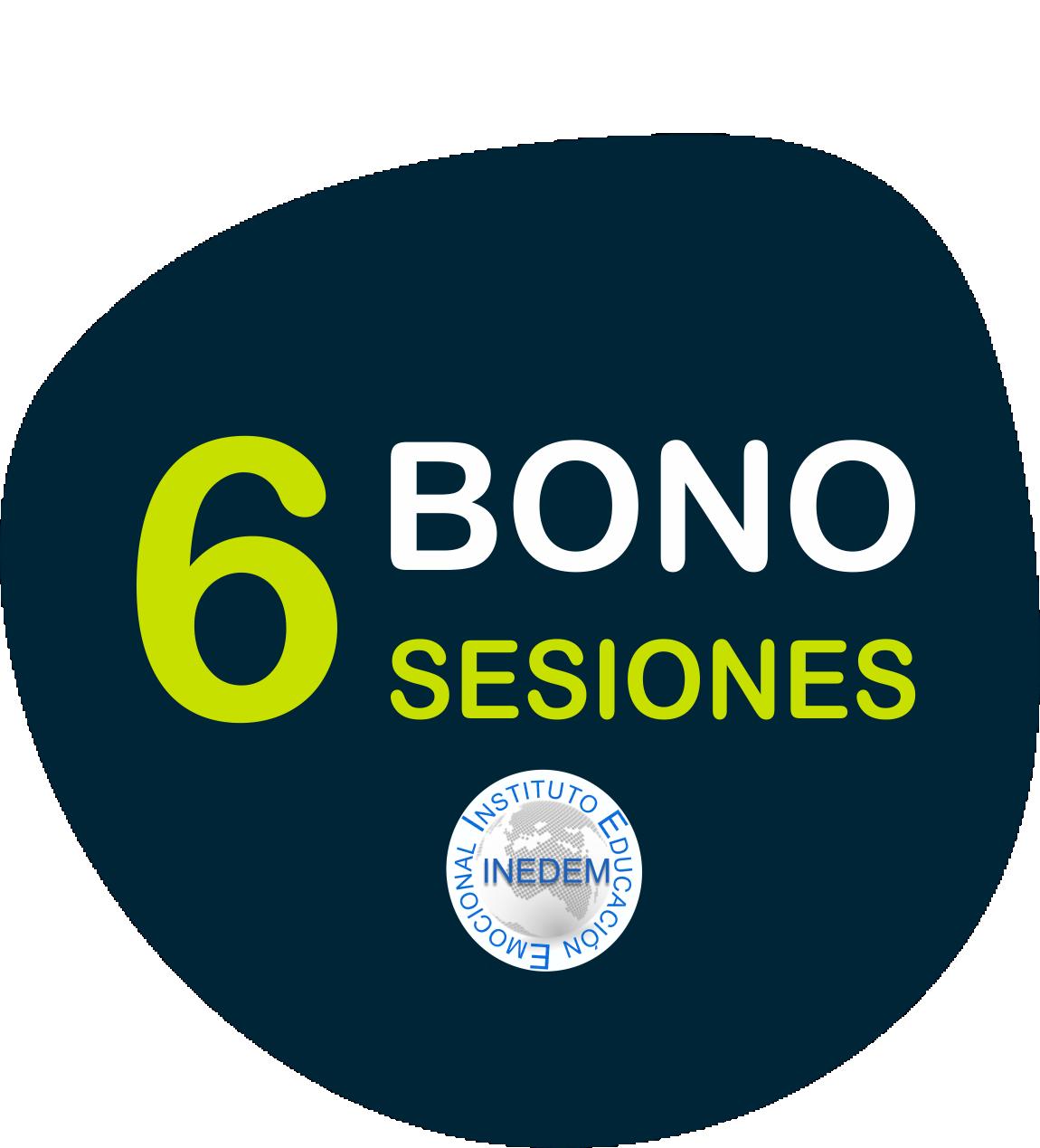 Bono 6 sesiones de Psicoterapia o Coaching