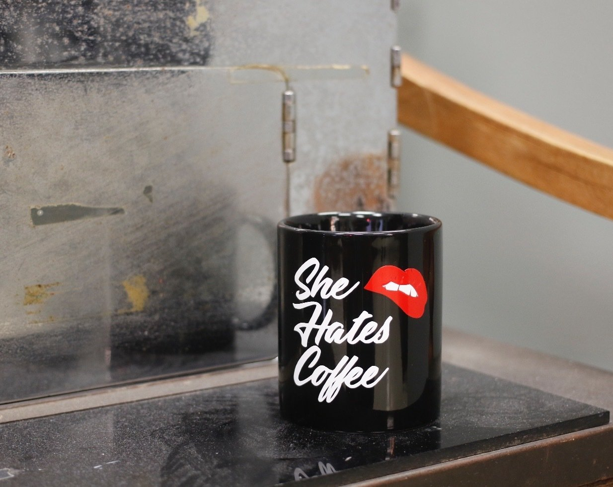 SHC Coffee Mug Black