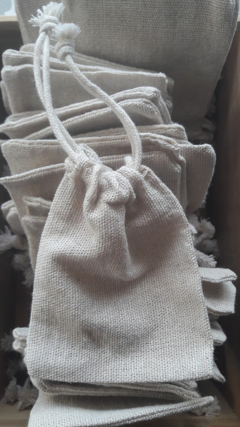 Tea Bag - Reusable- cotton