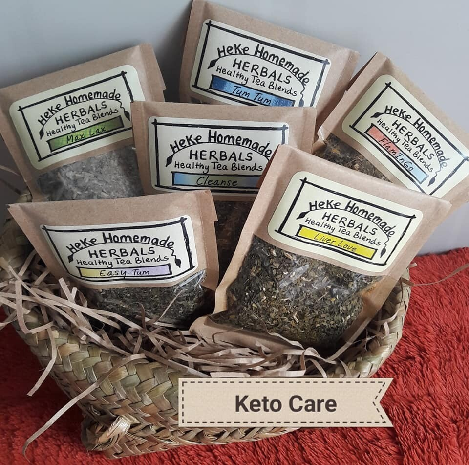 Tea Gift Basket - any 6 teas You choose. Shipping Included in the price.