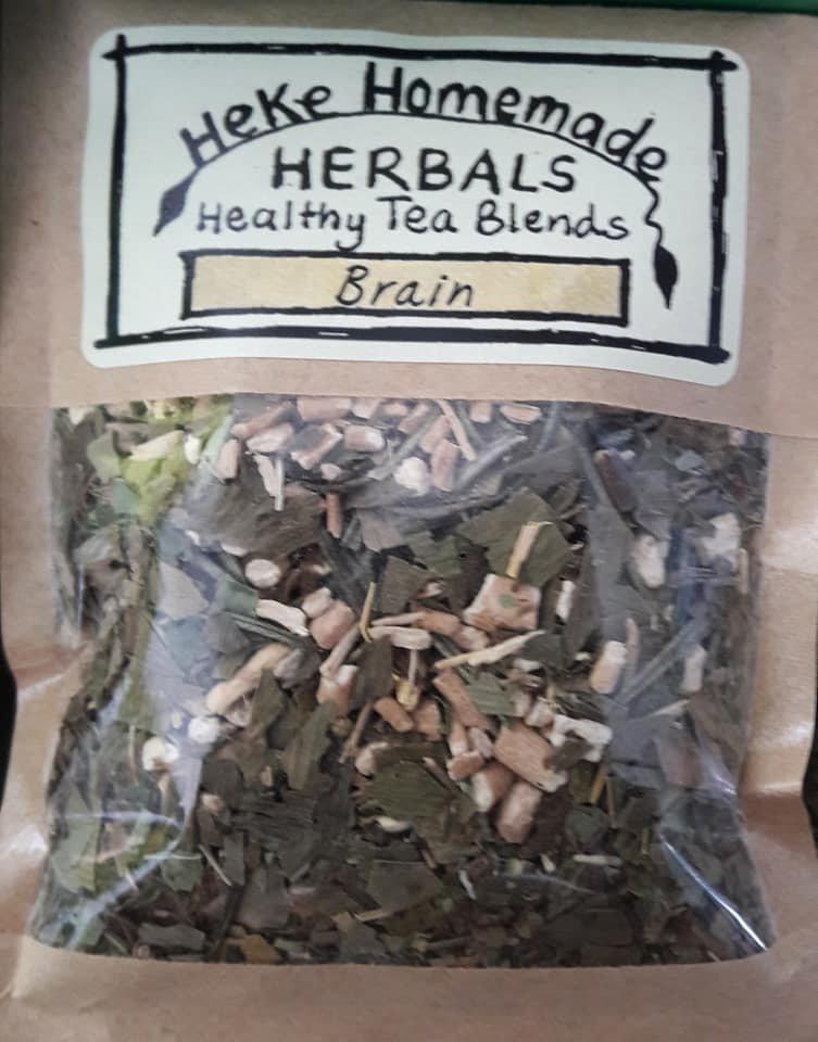 Brain Tea