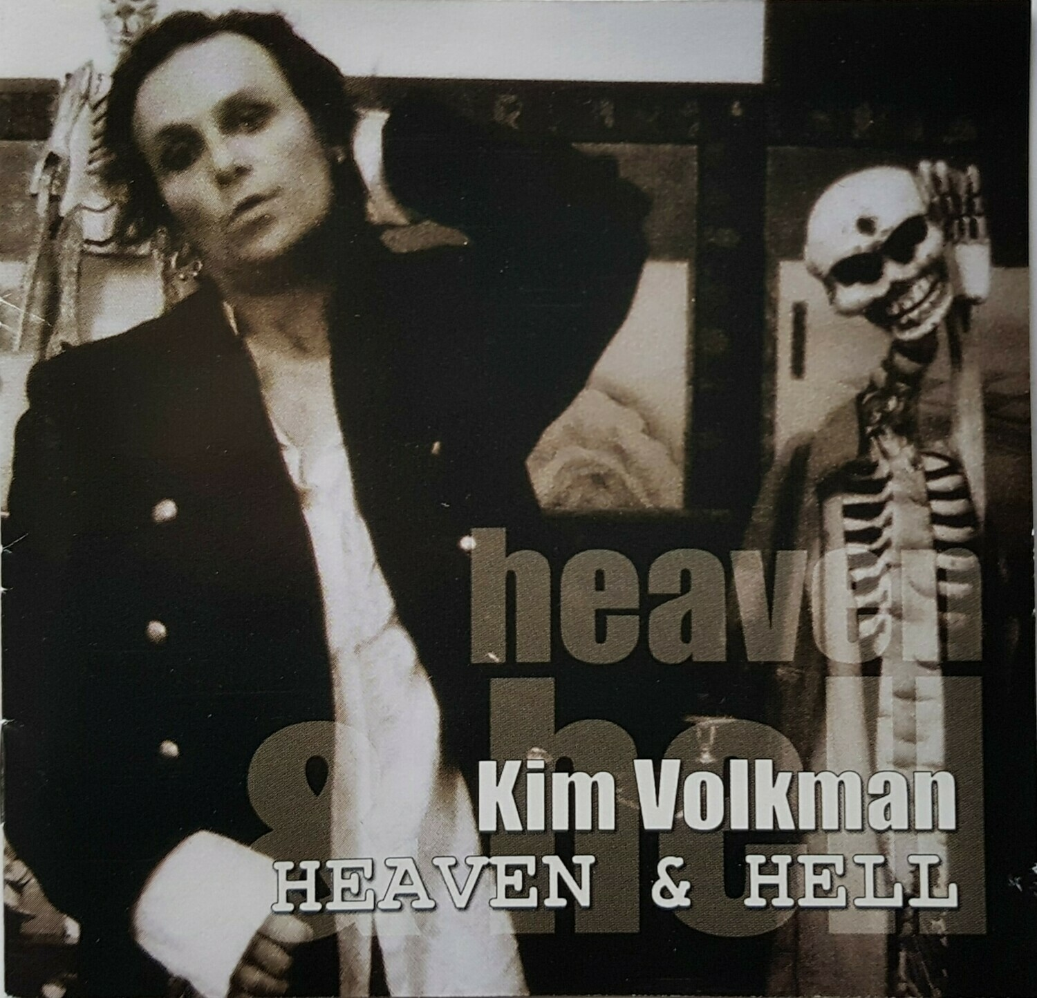 CD - Heaven and Hell by Kim Volkman