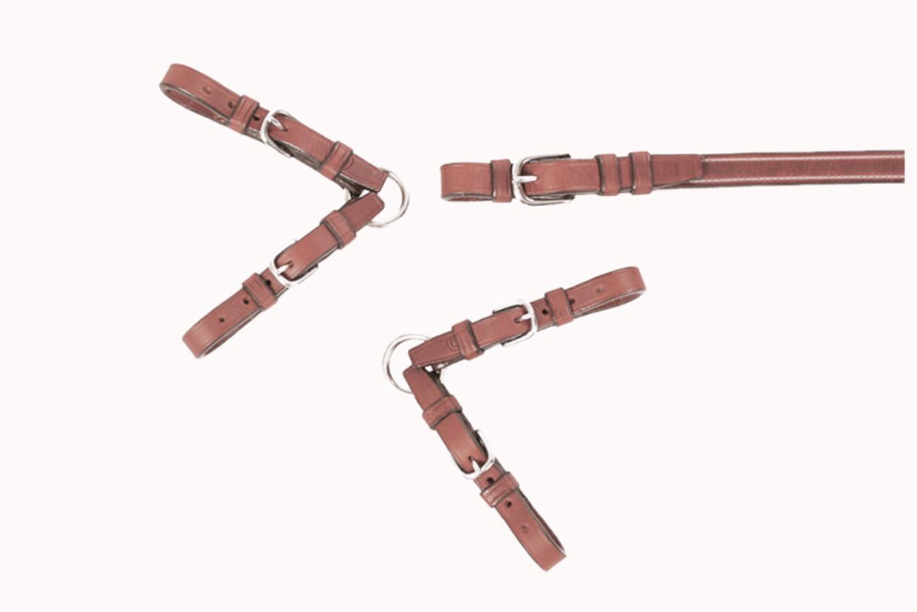 Adjustable pelham converters
