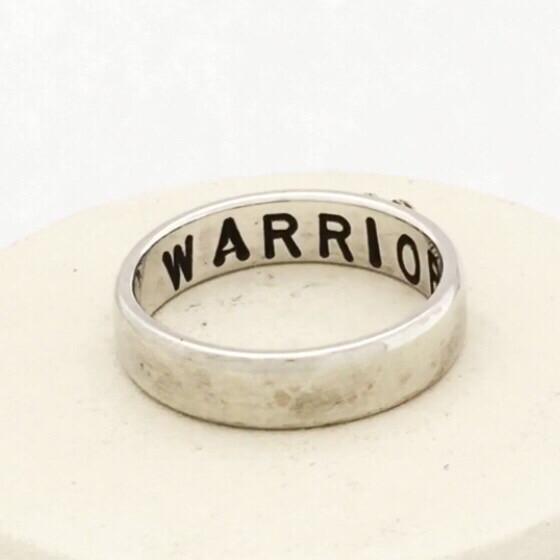 Warrior Inside Ring