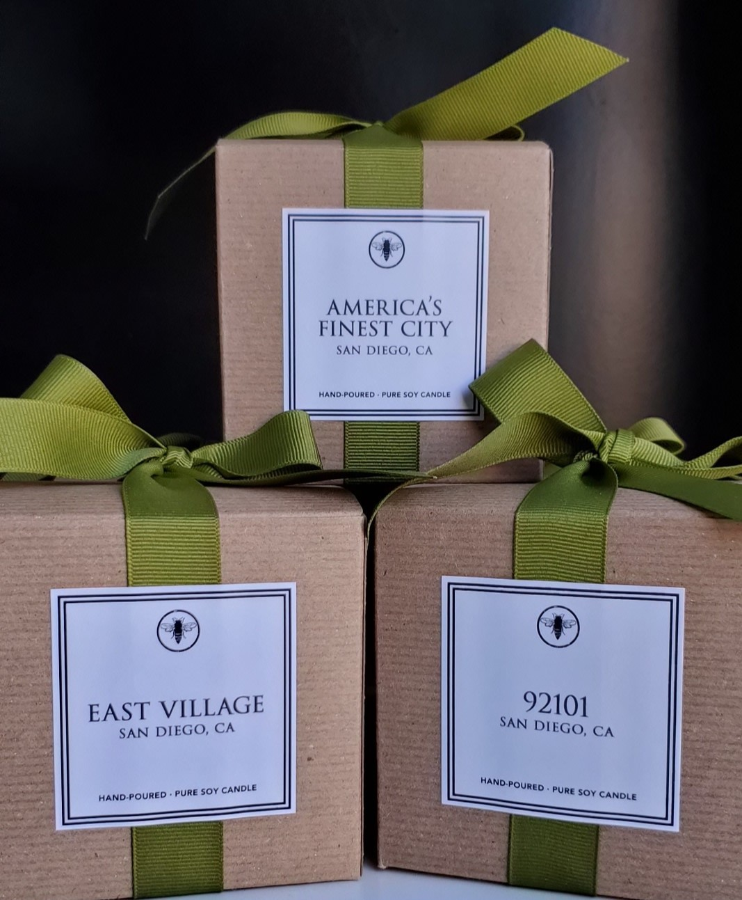 92101, East Village Candles by Altered Decor