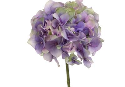 18.5 Inch Victorian Silk Hydrangea Spray