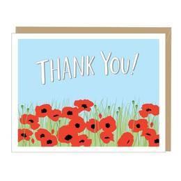 Poppy Thank You