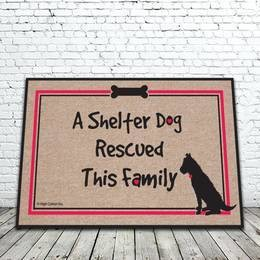 A Shelter Dog Rescued this Family