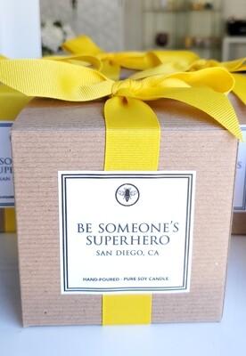 Be Someone's Superhero