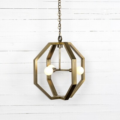 Cooper Chandelier - Clearance