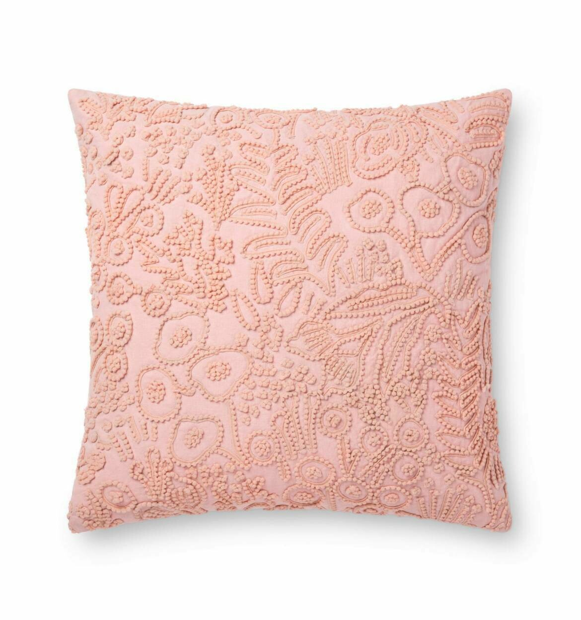 Rifle Paper Embroidered Tapestry Pillows