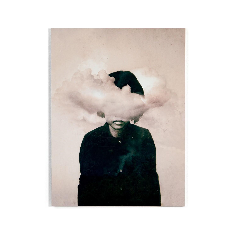 Cloud Girl by Monika Trailkov