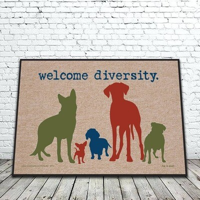 Diversity Welcome Mat
