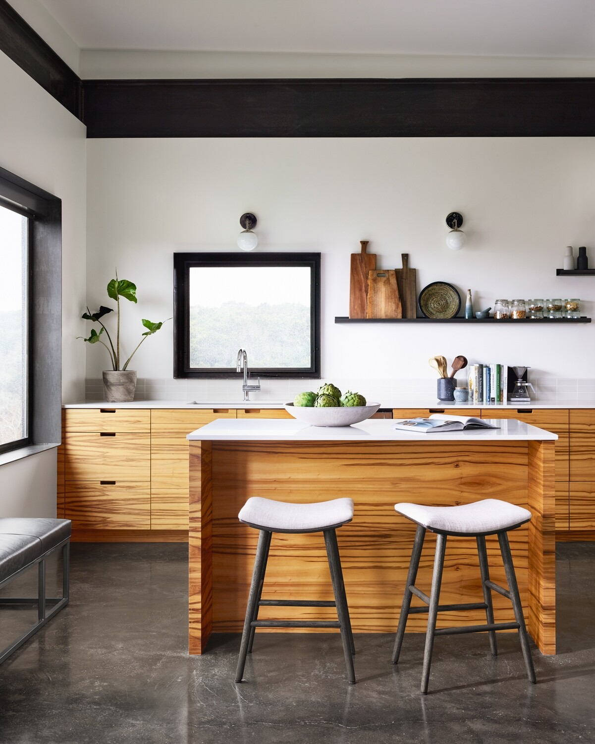Union Bar and Counter Stool
