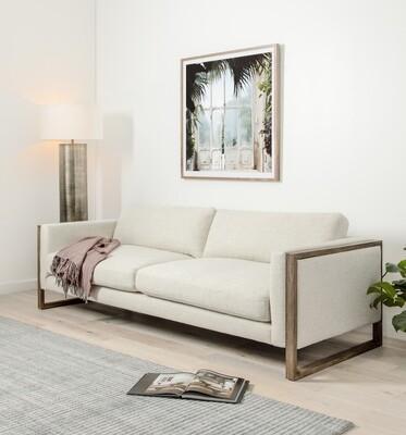 Modern Ombre Floor Lamp