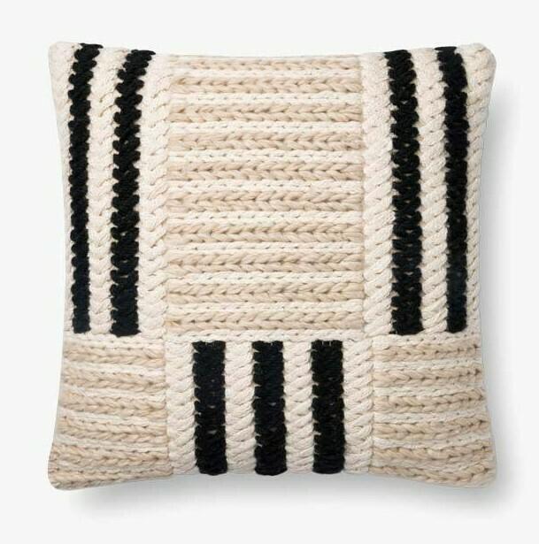 Knit Pillow by Ellen DeGeneres